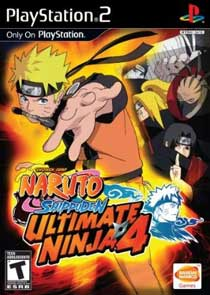 Descargar Naruto Shippuden Ultimate Ninja 4